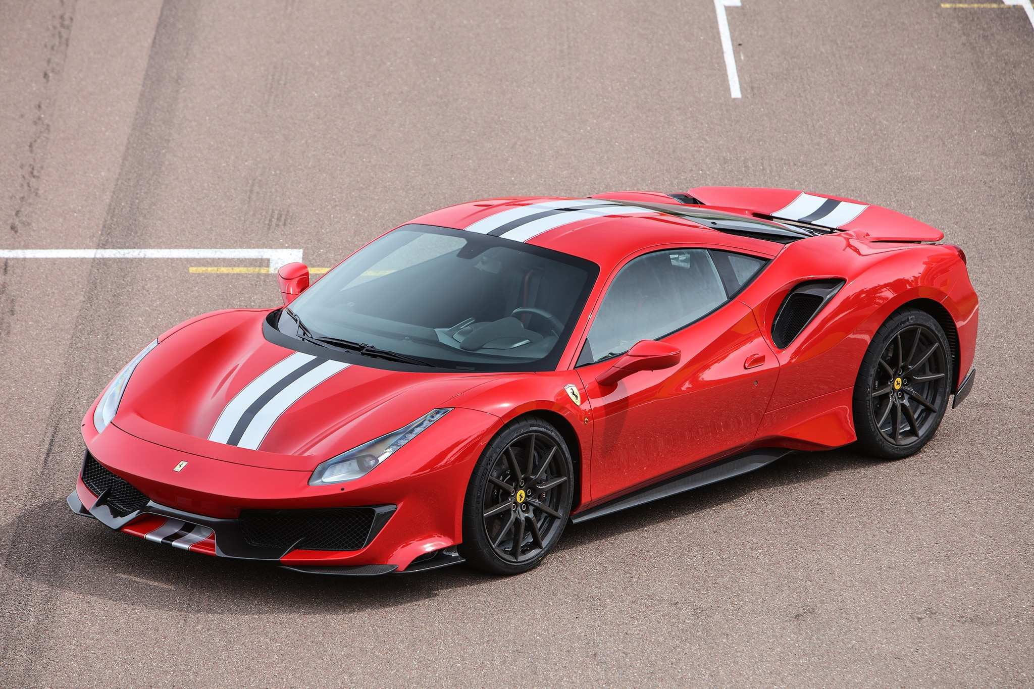 29 All New 2019 Ferrari 488 Pista Ratings