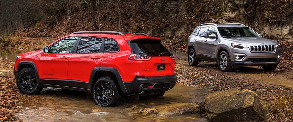 29 All New 2019 Jeep Suv History