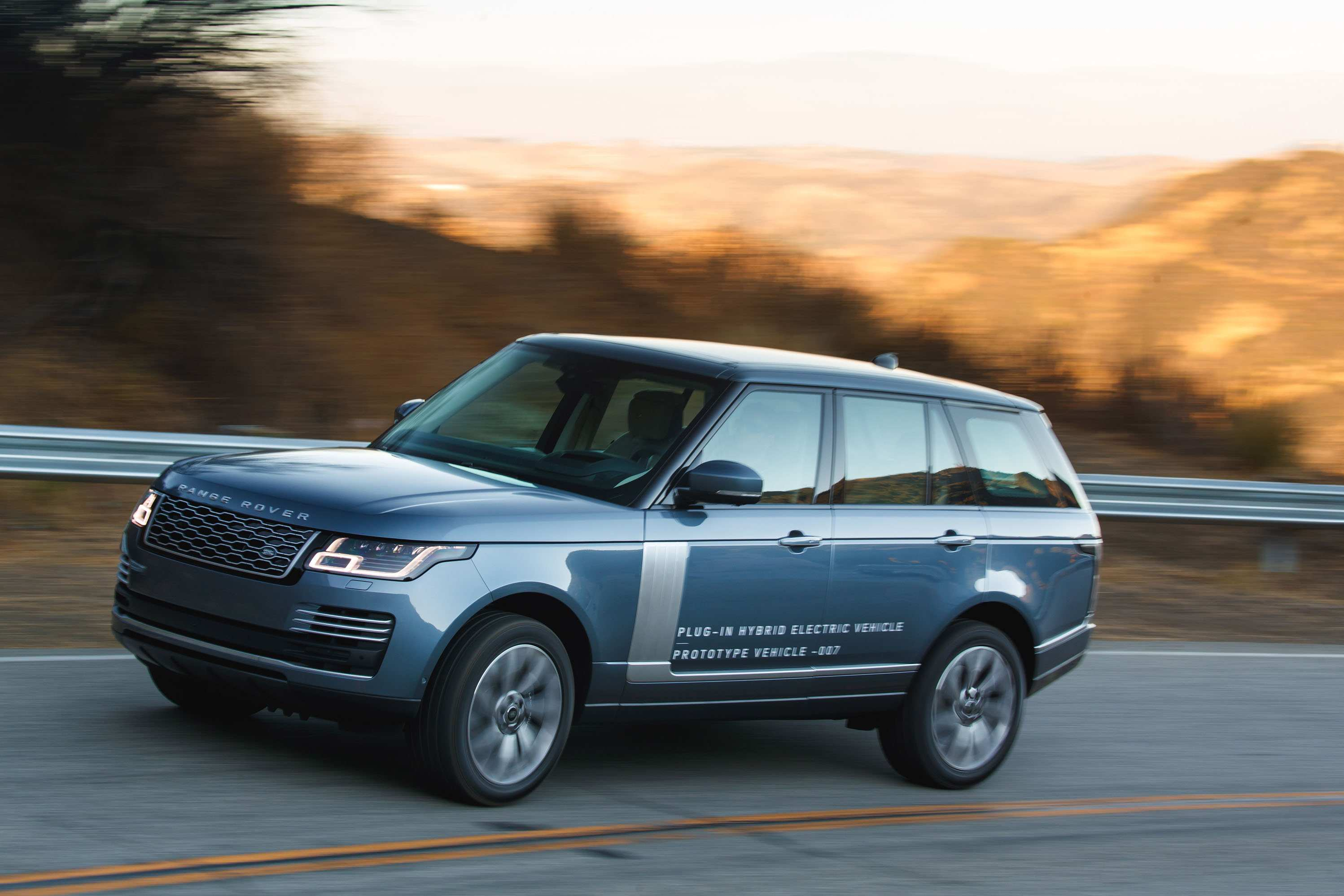 29 All New 2019 Land Rover Spy Shoot