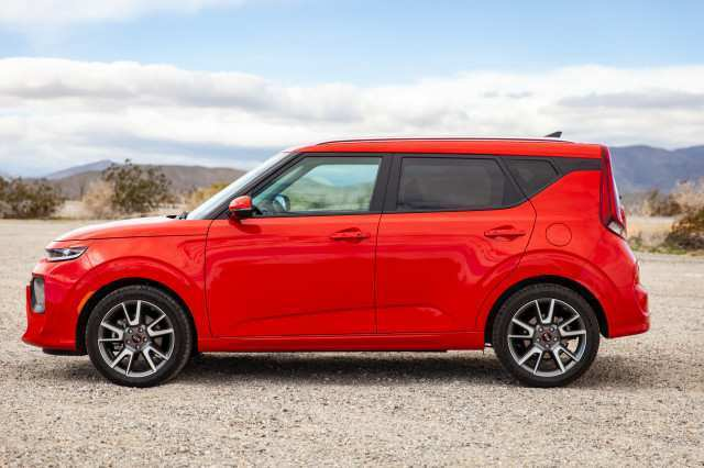 29 All New 2020 Kia Soul Vs Honda Hrv Model