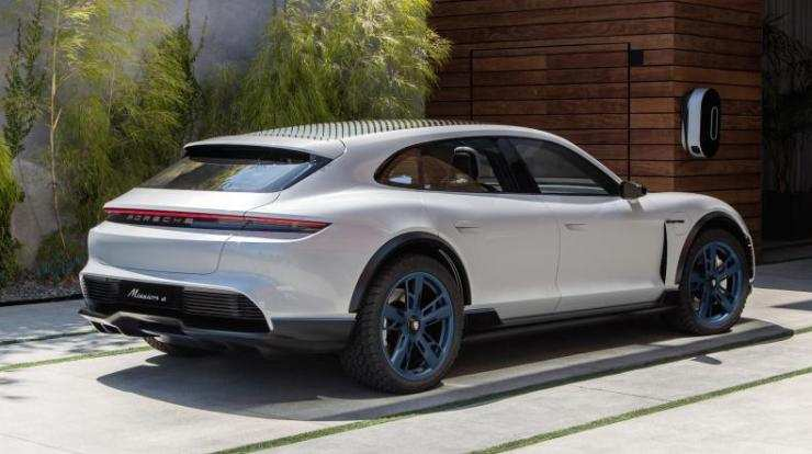 29 All New 2020 Porsche Electric Car Specs And Review