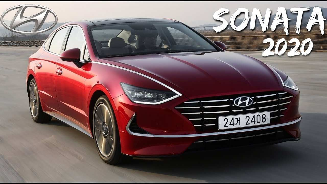 29 All New Hyundai Sonata 2020 Concept