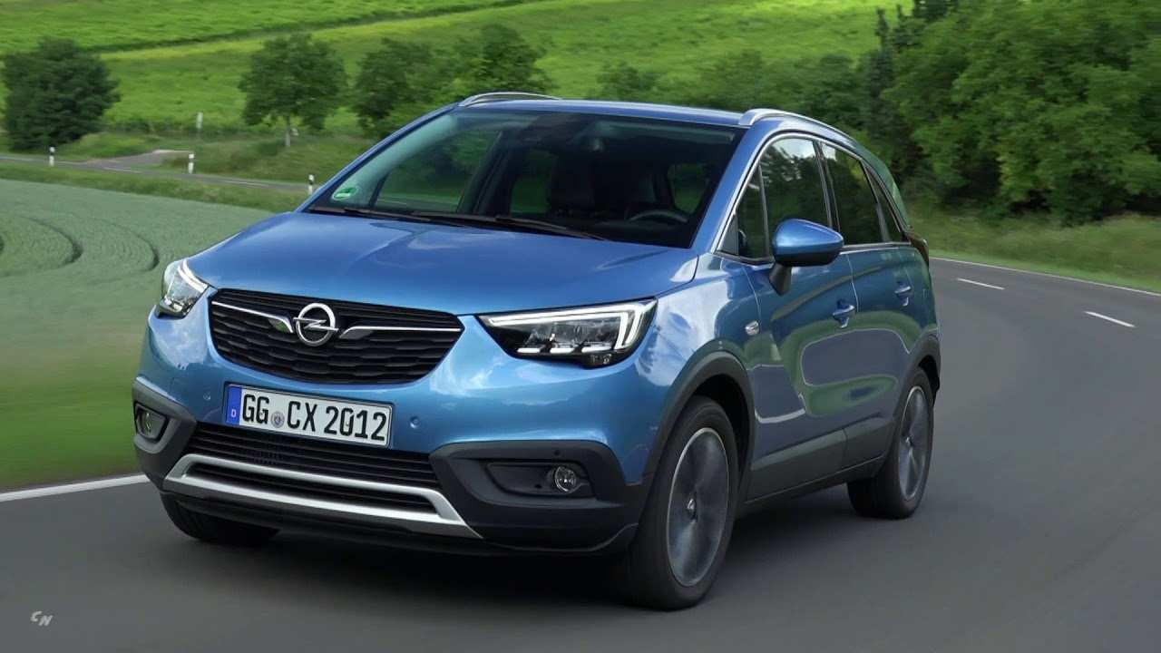 29 All New Opel 4X4 2019 Research New