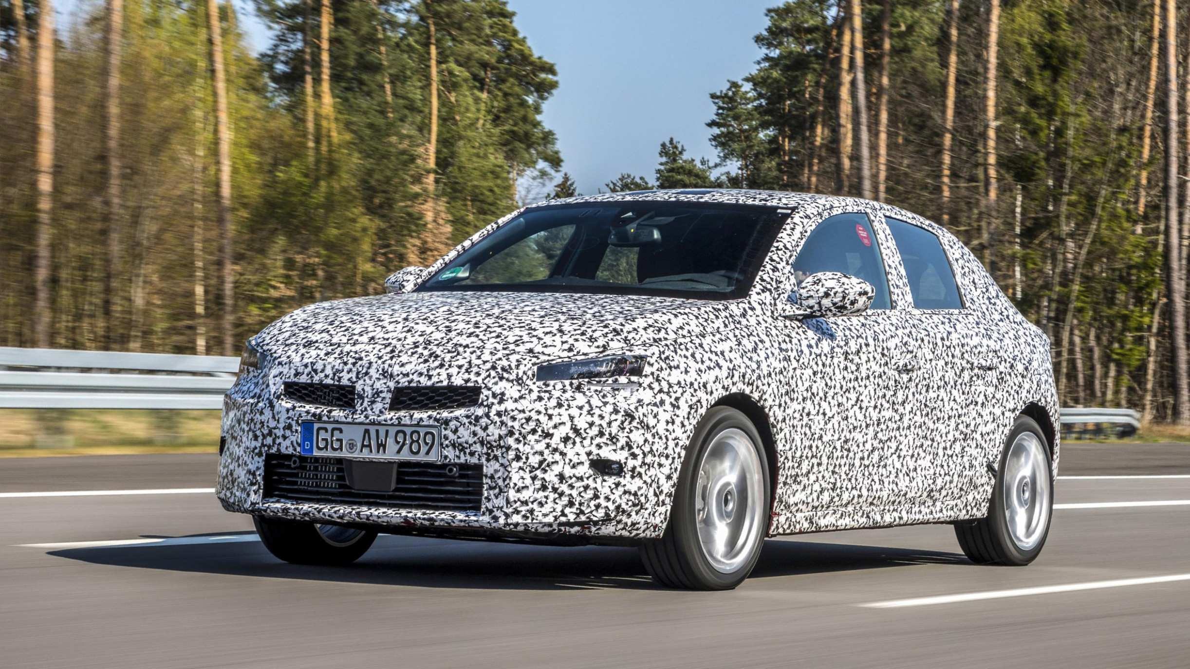 29 All New Opel Will Launch Corsa Ev In 2020 Photos