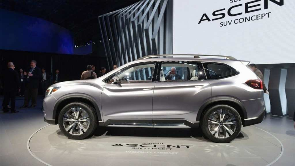 29 All New Subaru Ascent 2020 Model