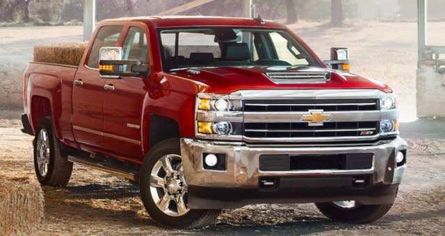 29 Best 2019 Chevrolet 2500 Pickup Redesign