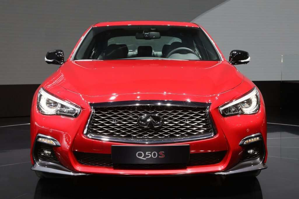 29 New 2019 Infiniti Q50 Redesign Spesification