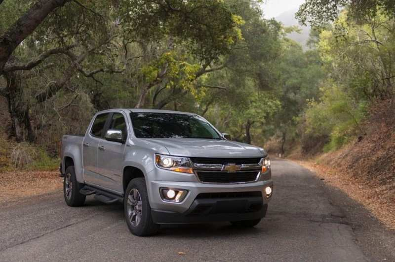 29 New 2020 Chevrolet Colorado Updates History