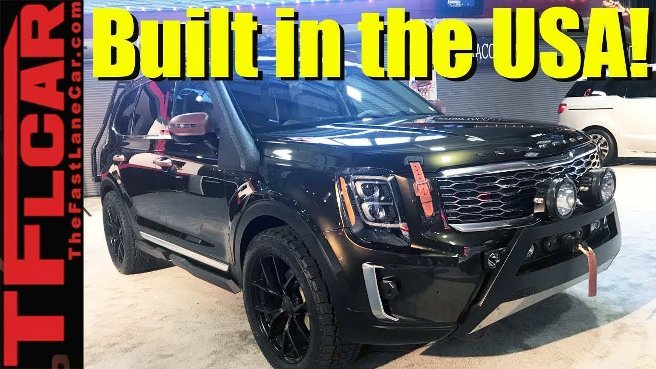 29 New 2020 Kia Telluride Youtube Price And Release Date