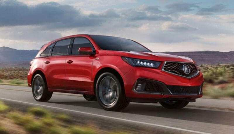 29 New Acura Suv 2020 Pricing