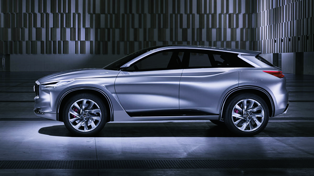 29 New Infiniti Cars For 2020 Exterior