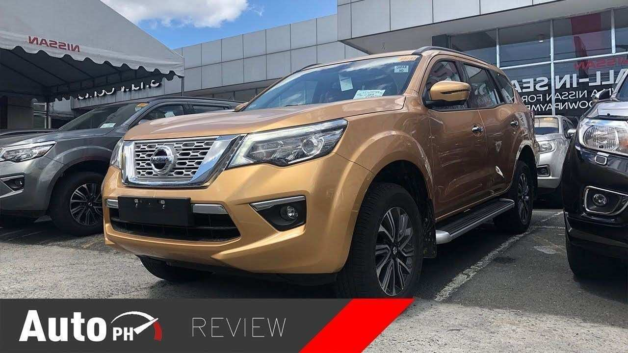 29 New Nissan Terra 2020 Philippines Model