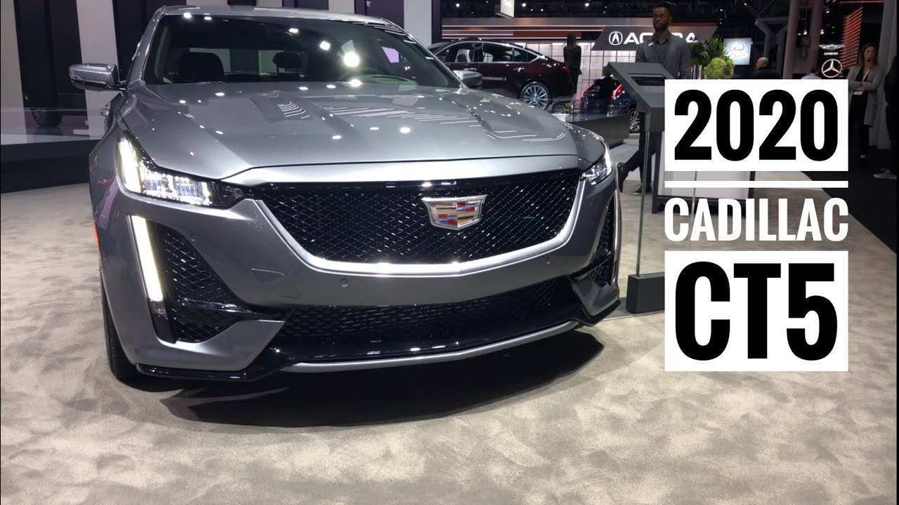 29 New Youtube 2020 Cadillac Ct5 Price