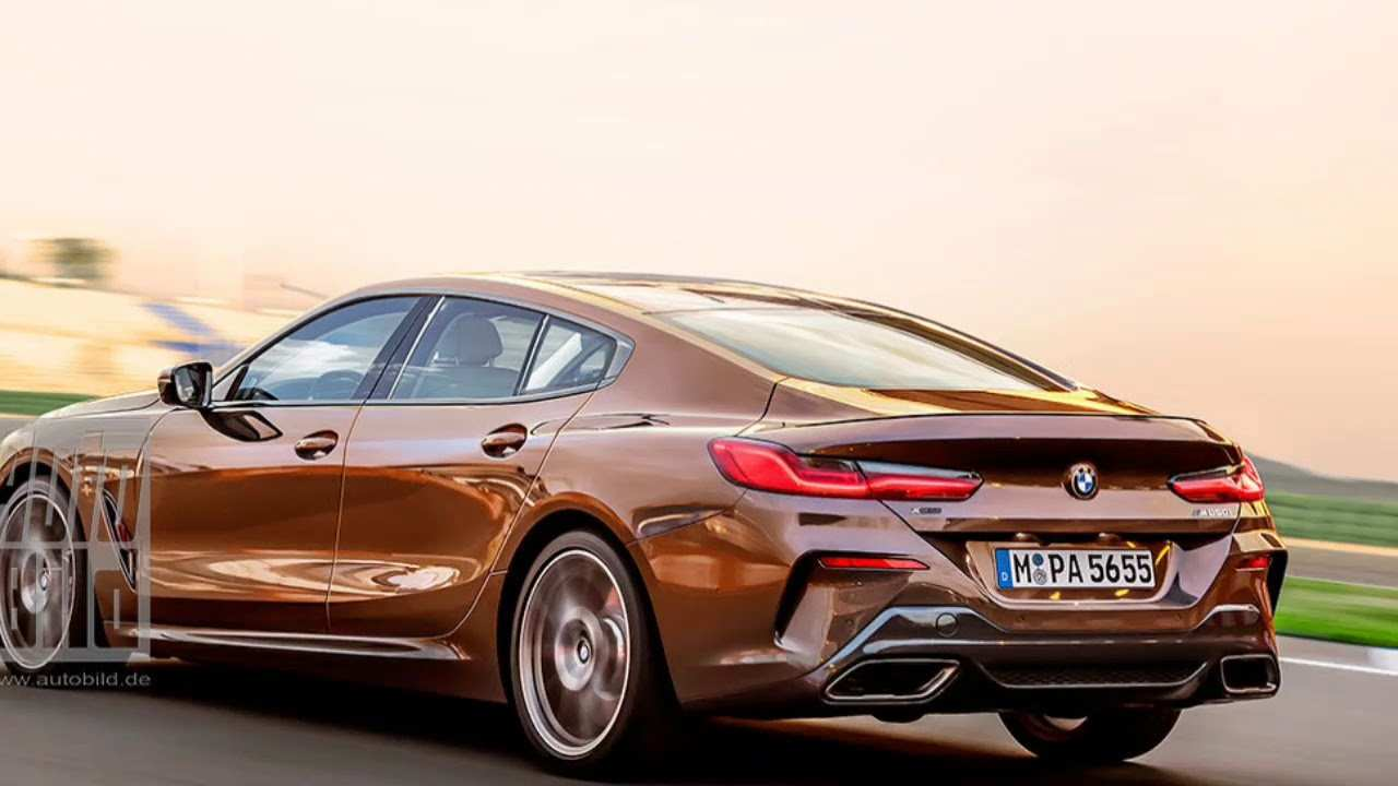 29 The Best 2019 Bmw 8 Series Gran Coupe New Model And Performance