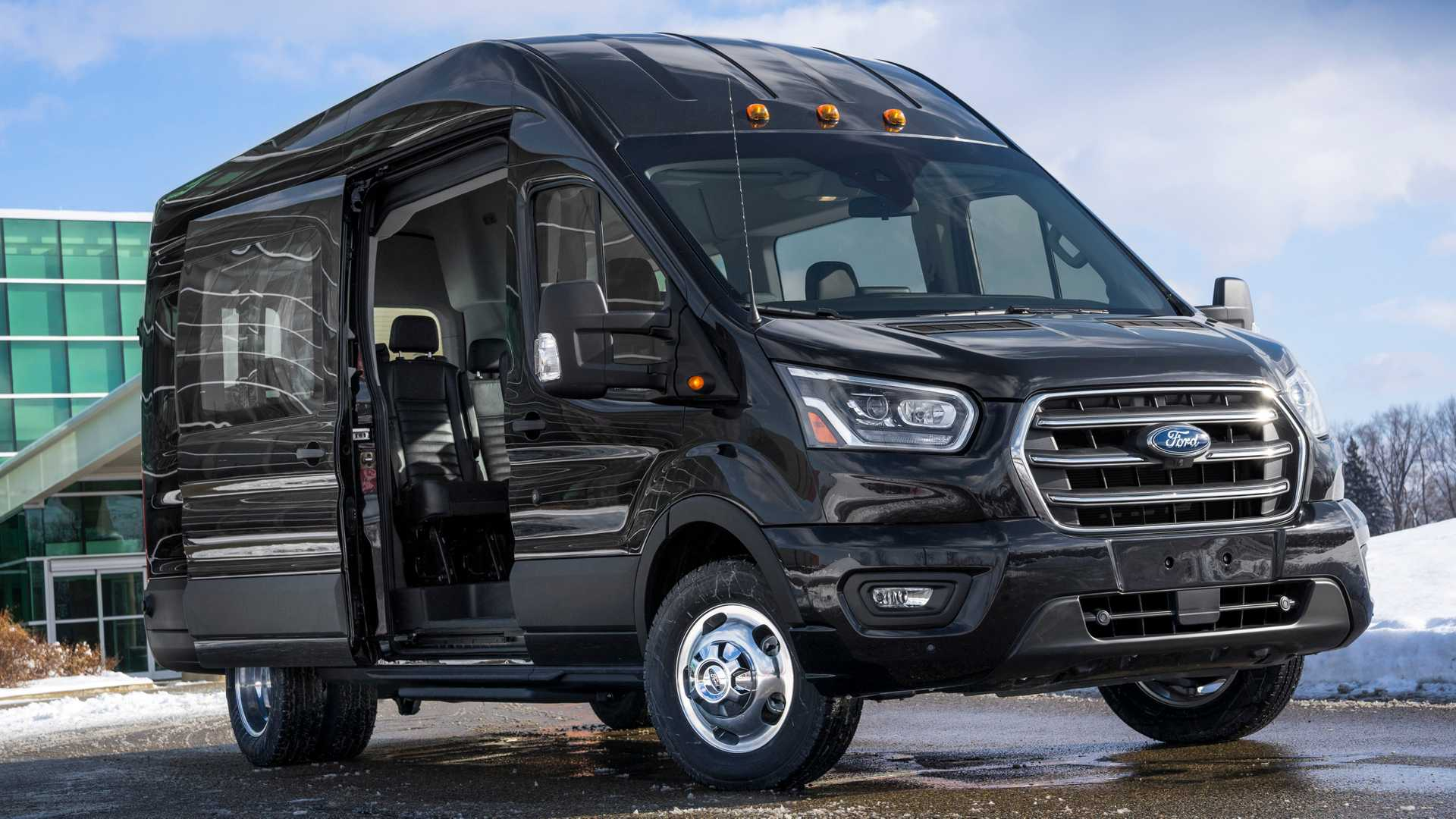 29 The Best 2019 Ford Transit Awd Wallpaper