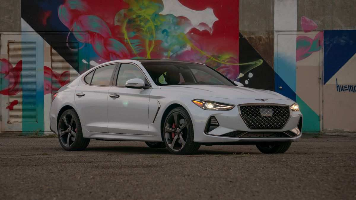 29 The Best 2019 Genesis G70 Review Concept And Review