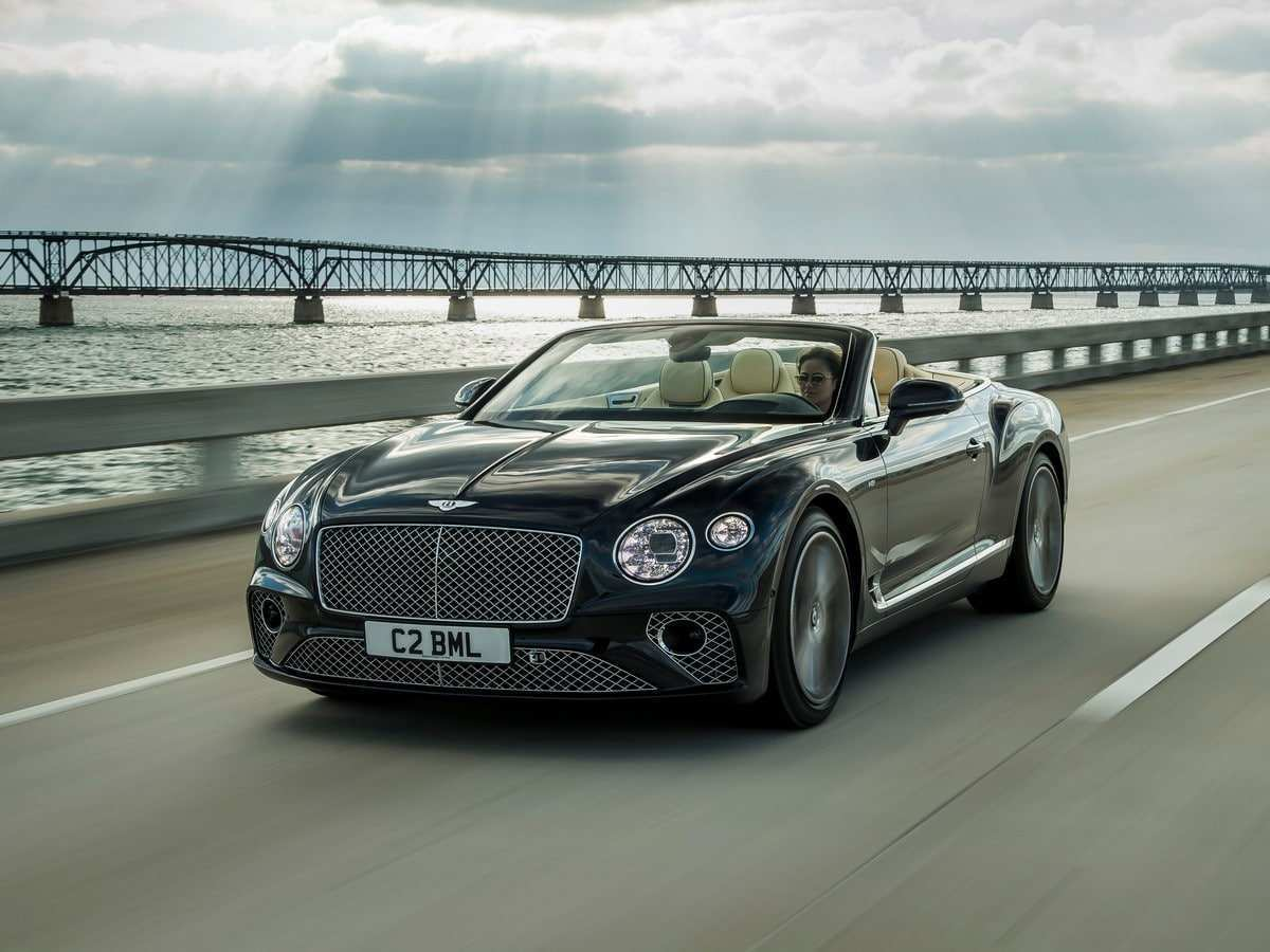 29 The Best 2020 Bentley Gtc Redesign