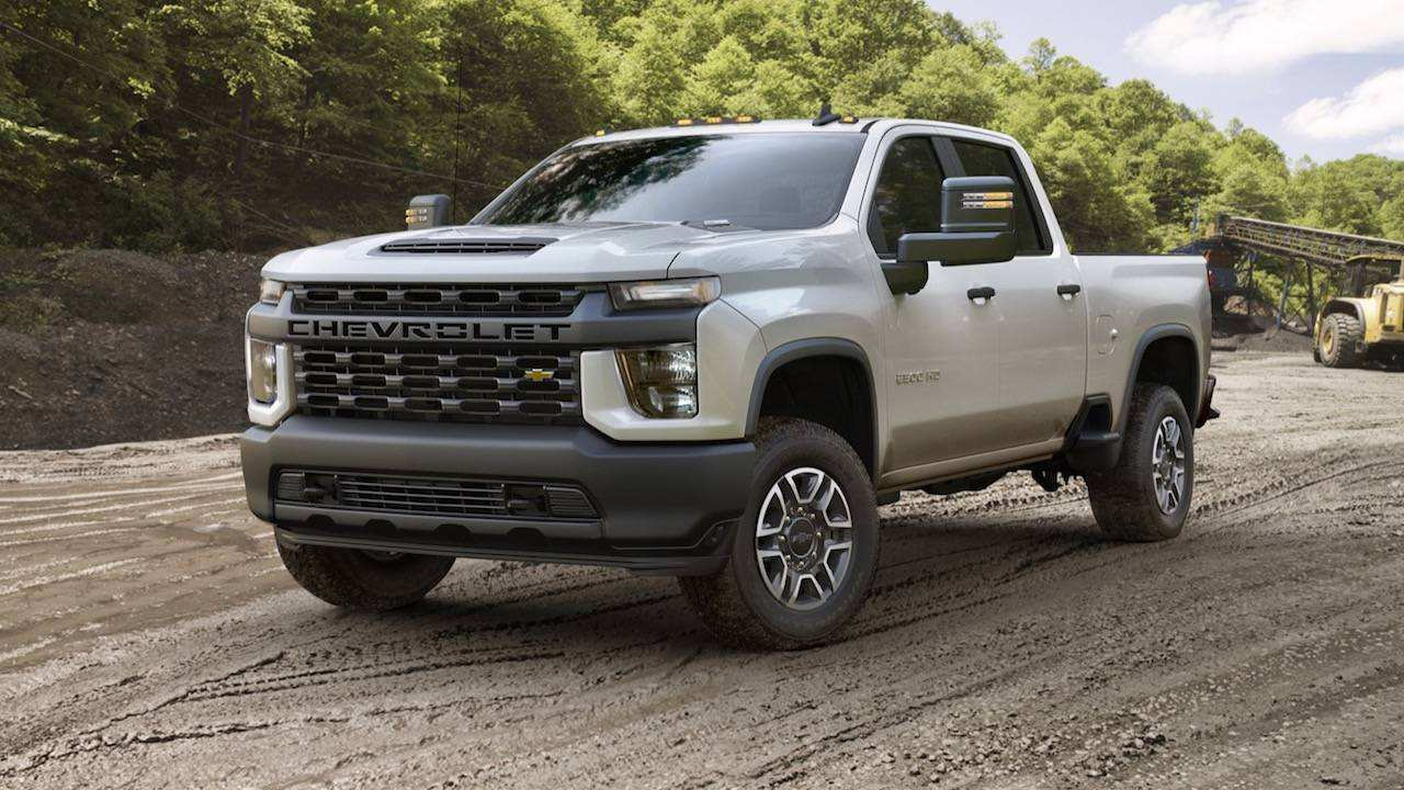 29 The Best 2020 Chevrolet Pickup Truck Configurations