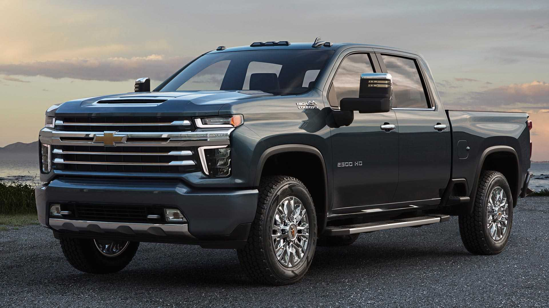 29 The Best Chevrolet High Country 2020 Redesign And Concept