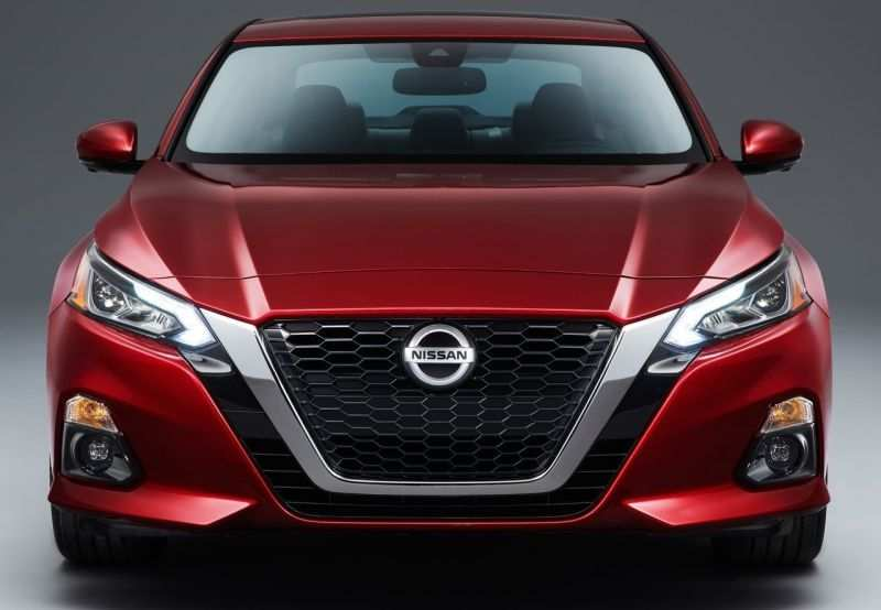 29 The Best Nissan Maxima Redesign 2020 Interior