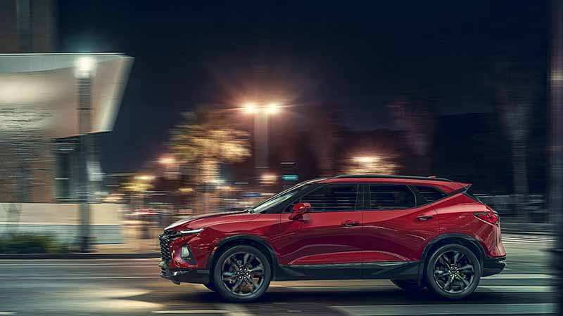 29 The Chevrolet Blazer 2020 Ss With 500Hp Performance