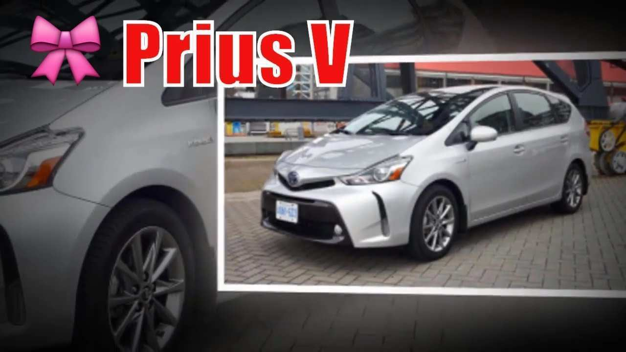 29 The Toyota Prius V 2020 Redesign