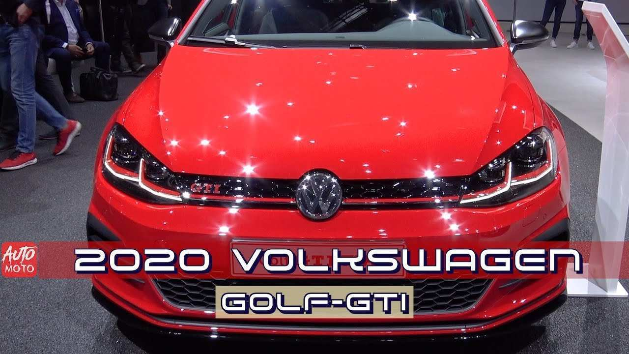 29 The Volkswagen Golf Gti 2020 Release