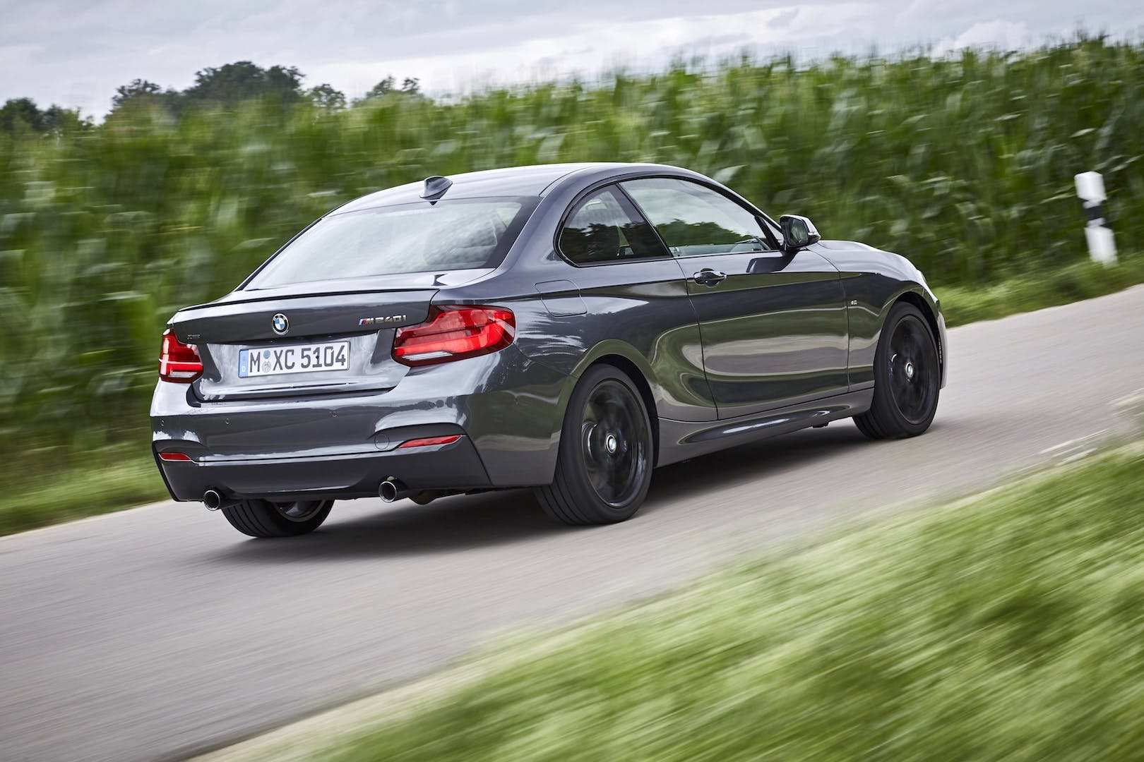 30 A 2019 Bmw 240I Exterior And Interior