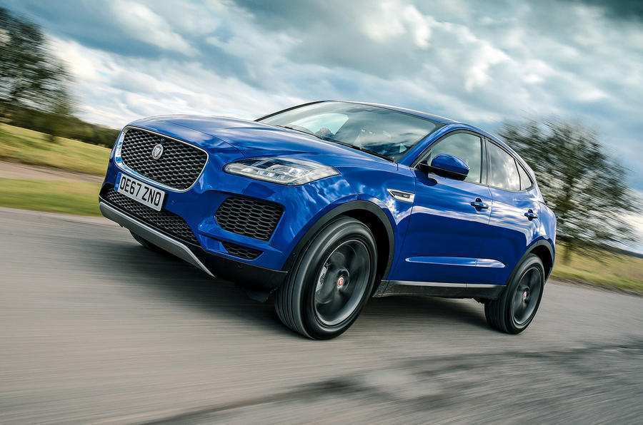 30 A 2019 Jaguar E Pace Price Specs And Review