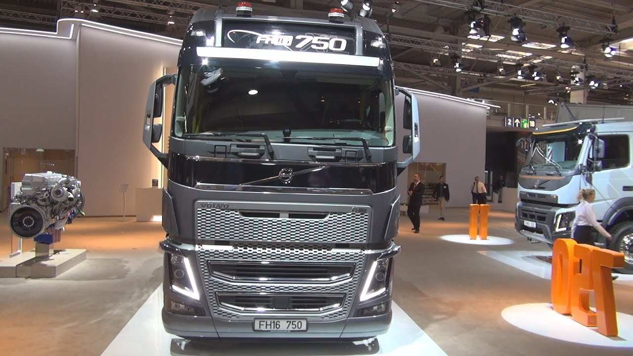 30 A 2019 Volvo Fh Exterior And Interior