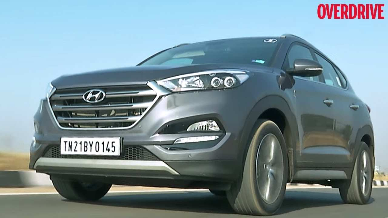 30 A New Hyundai Tucson 2020 Youtube First Drive
