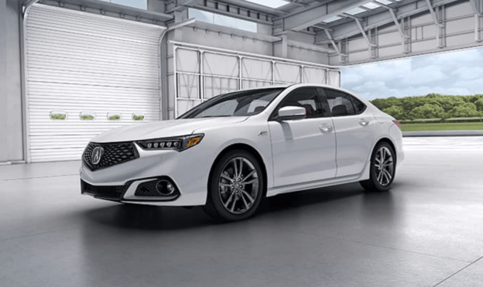 30 All New 2019 Acura Tlx Rumors Spy Shoot