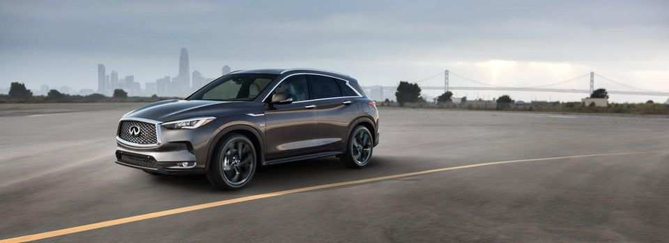 30 All New 2019 Infiniti Qx50 Crossover Redesign