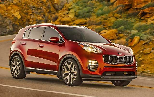 30 All New 2019 Kia Sportage Redesign New Model And Performance