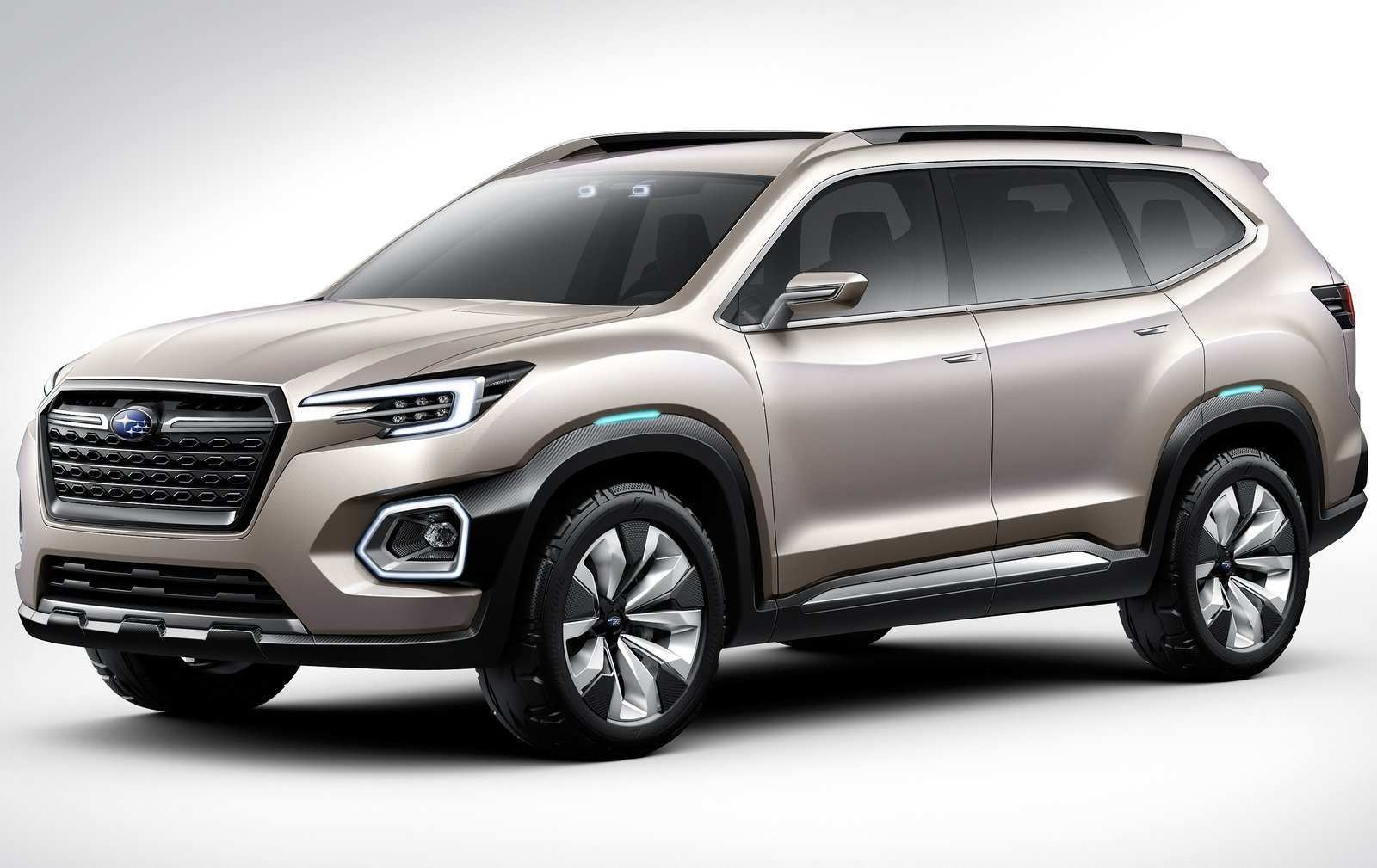 30 All New 2019 Subaru 7 Seater Review And Release Date