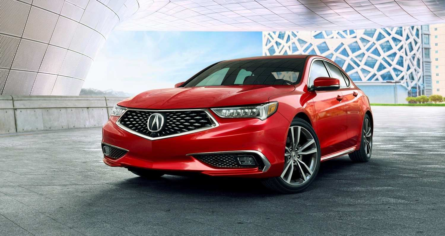 30 All New 2020 Acura Tlx Release Date Images