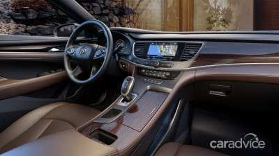 30 All New 2020 Buick Lacrosse China New Review