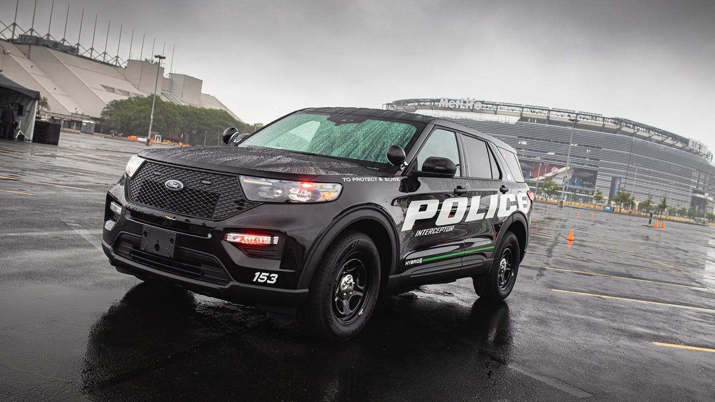 30 All New Ford Police Interceptor 2020 First Drive