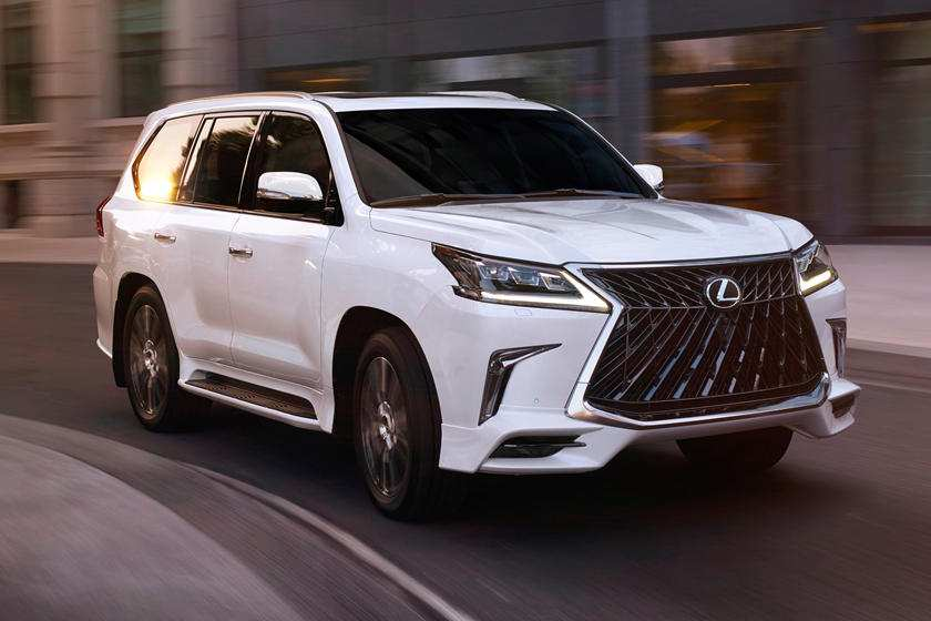 30 All New Toyota Lexus 2020 Performance And New Engine