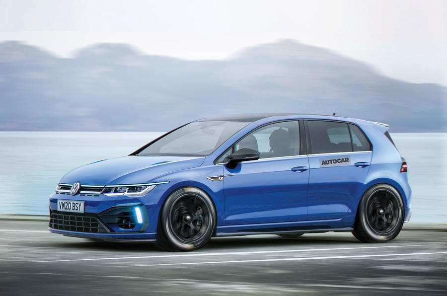 30 All New Volkswagen Golf Gti 2020 Spy Shoot
