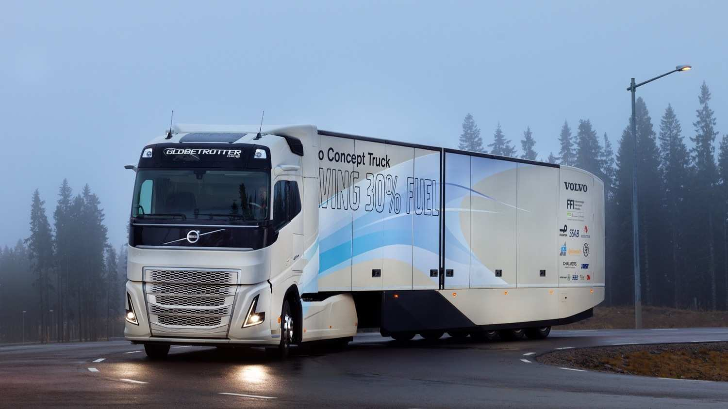 30 All New Volvo Truck 2020 Wallpaper