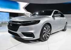 2019 Honda Electric Car