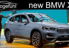 Bmw X1 2020 Facelift