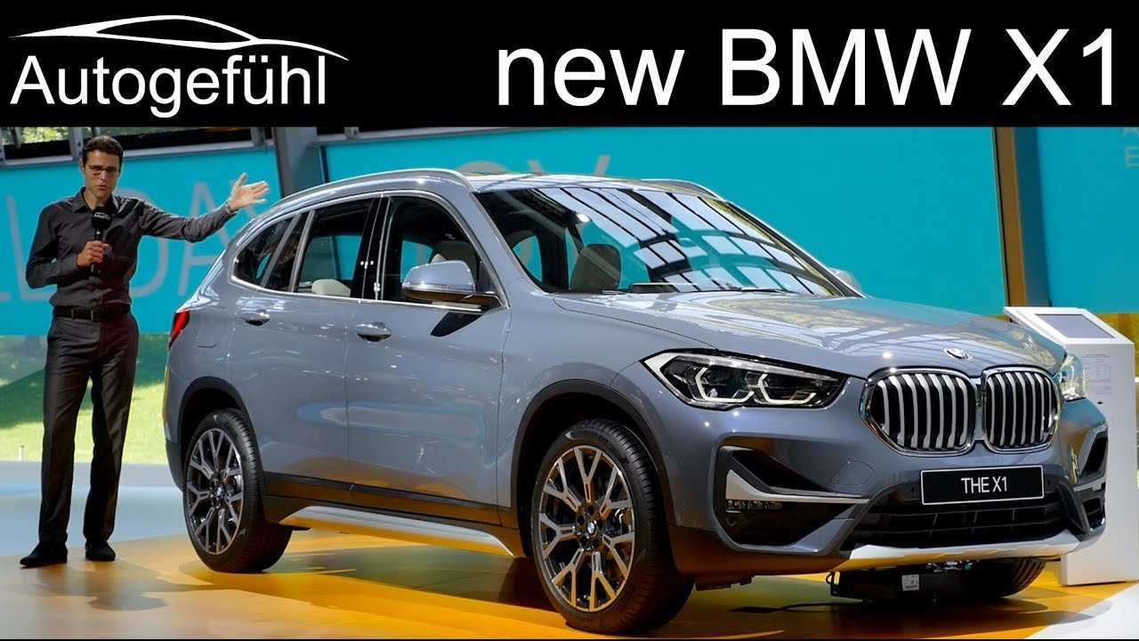 30 New Bmw X1 2020 Facelift Interior