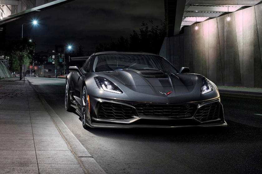 30 The 2019 Chevrolet Corvette Price Exterior