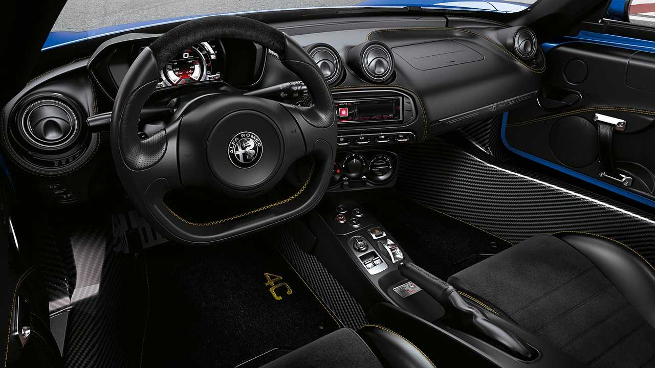 30 The 2020 Alfa Romeo Spider Performance