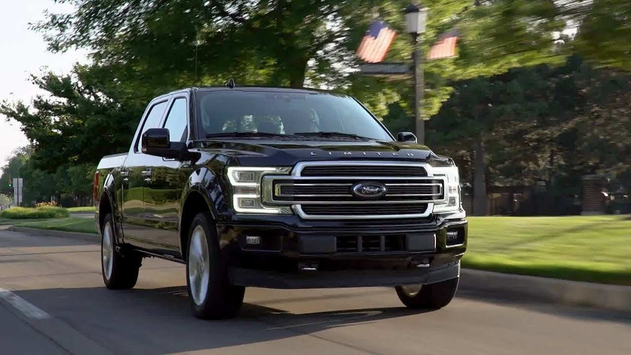 30 The Best 2019 Ford F 150 Limited Picture