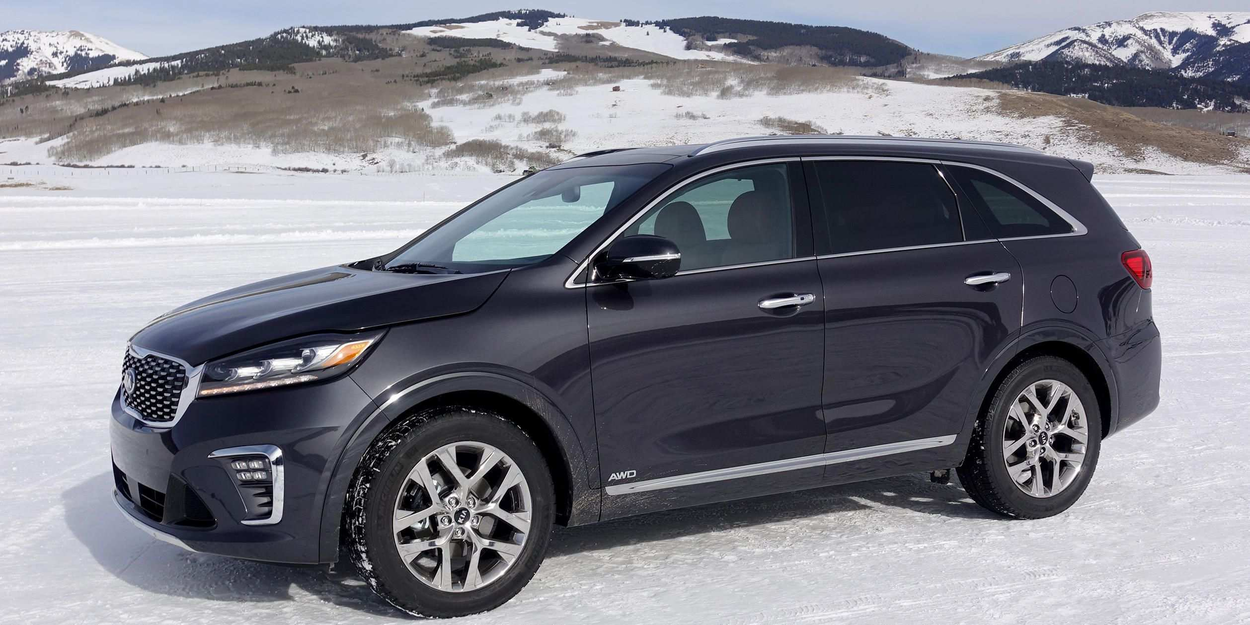 30 The Best 2019 Kia Sorento Review Images