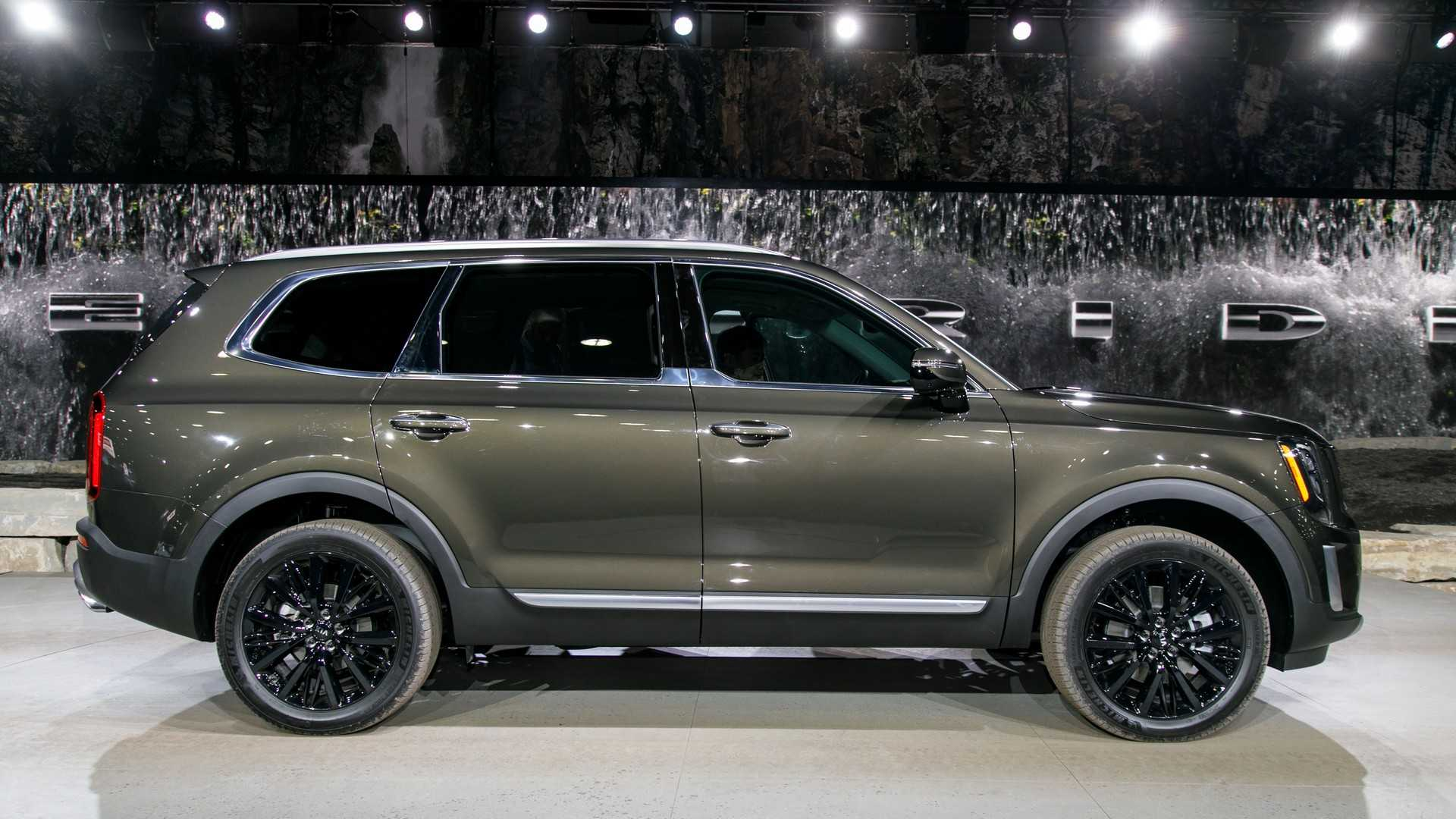 30 The Best 2020 Kia Telluride Release Date Engine