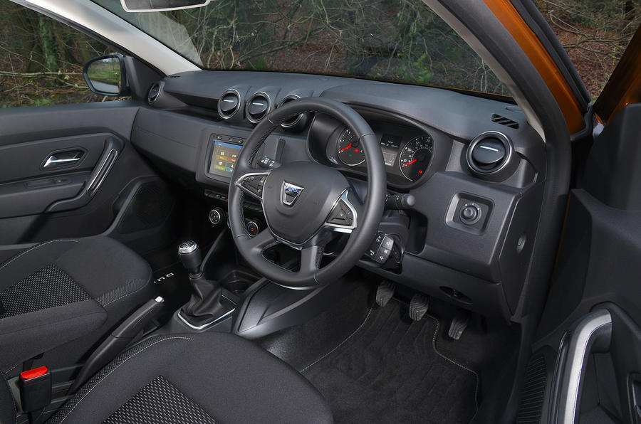 30 The Best Dacia Duster 2019 Interior Spy Shoot